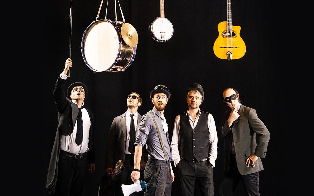 Enregistrement de l'album «Des étoiles et des idiots»