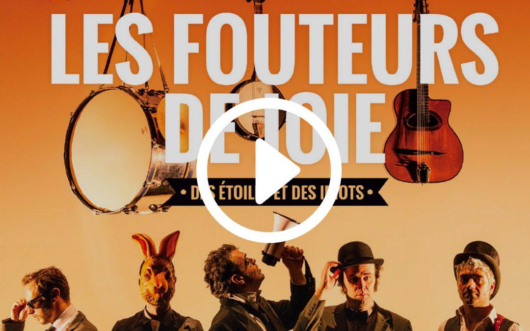 Nouvel Opus «Des Étoiles et des Idiots»
